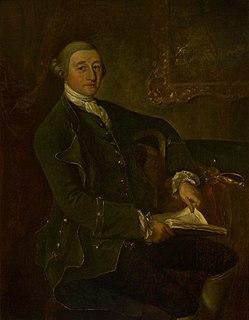 Richard Savage Nassau British Member of Parliament