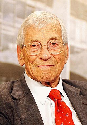 Richard Neustadt - Neustadt in June 2003.