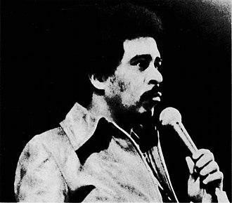 Richard Pryor - Pryor performing in 1974