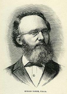 Richard Tangye English businessman, engineer and inventor