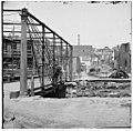 Richmond, Virginia. Ruins near Richmond & Danville depot LOC cwpb.02713.jpg