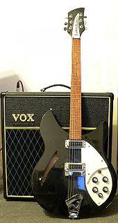 Rickenbacker Guitar manufacturer