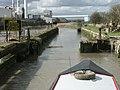 River Darent lock - geograph.org.uk - 147462.jpg