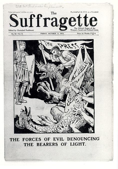 Rivista suffragette