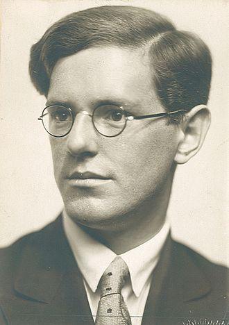 Robert Riefling - Robert Riefling about 1935