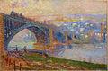 Robert Antoine Pinchon, Rouen, Le Pont aux Anglais.jpg