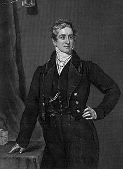 Robert peel portrait