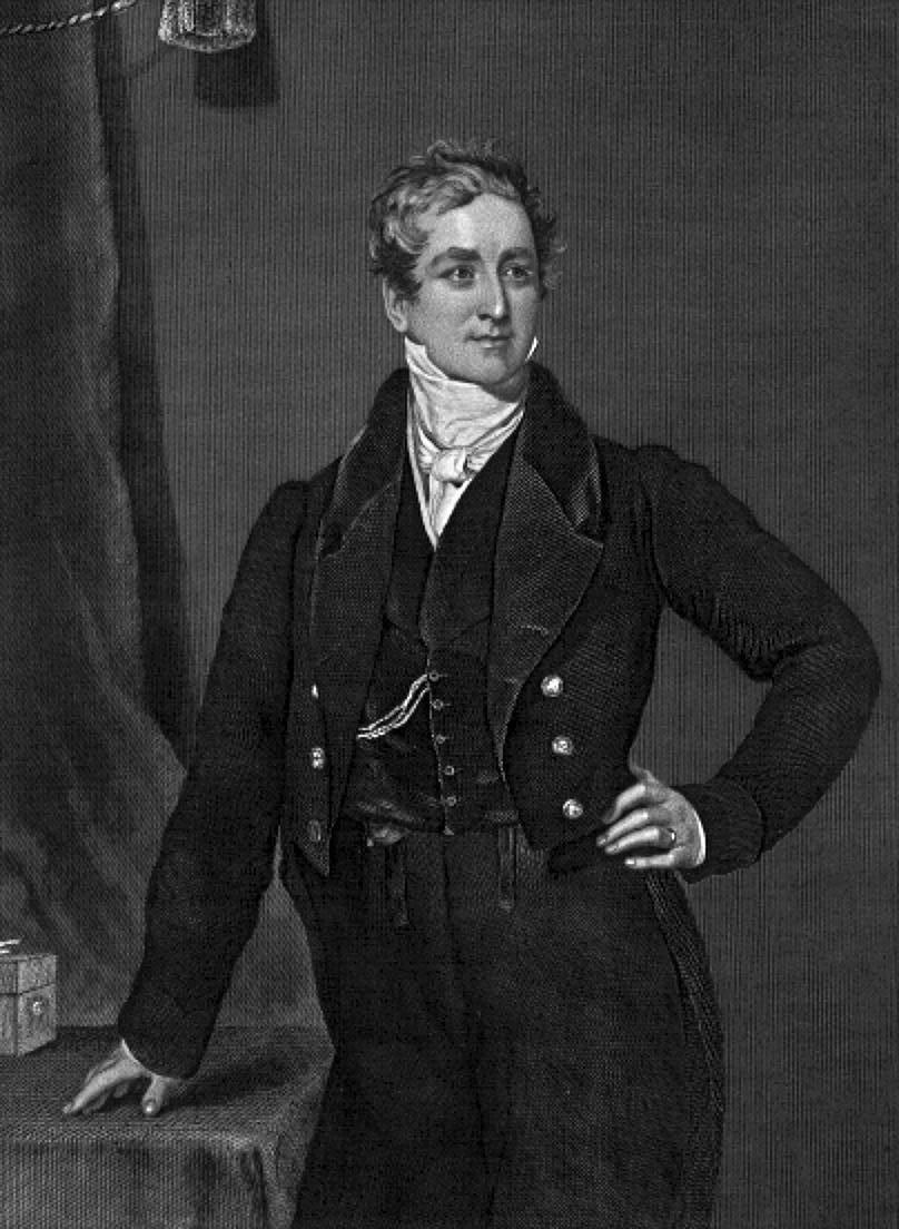 Robert Peel Portrait