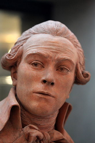 Claude André Deseine - Image: Robespierre IMG 2300
