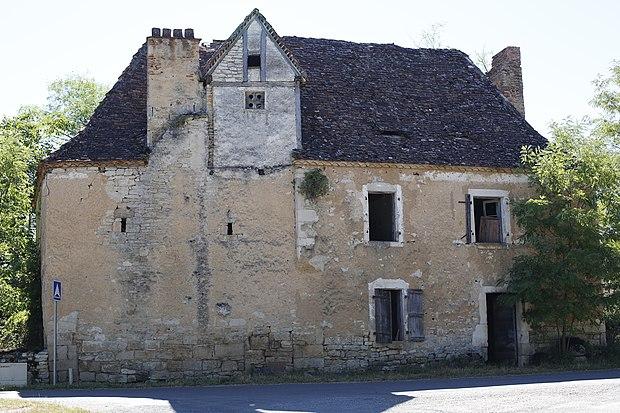 Monument historique à Rocamadour