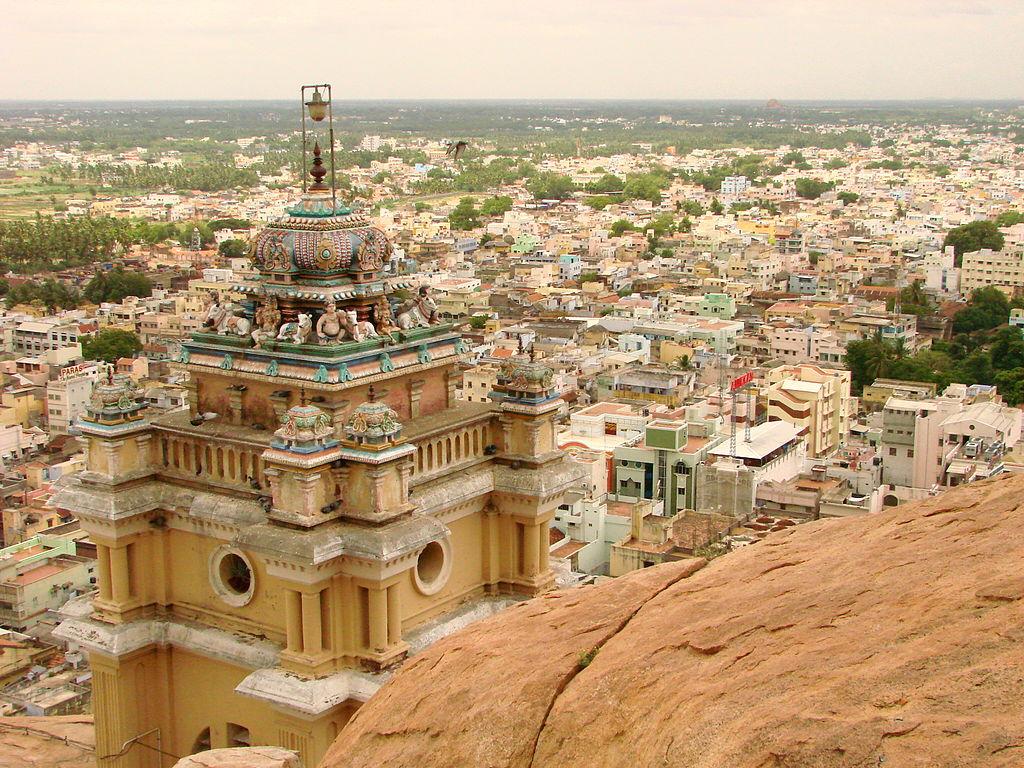 Rock Fortress - Tiruchirappalli - India