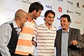 Roger Federer and Juan Martin del Potro (8366841495).jpg