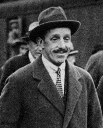 Royal Calpe Hunt - King Alfonso XIII