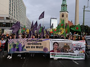 Rojava solidarity demonstration Berlin 2019-11-02 30.jpg