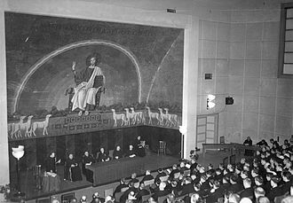 Pontifical Academy of Mary - Rome 1950