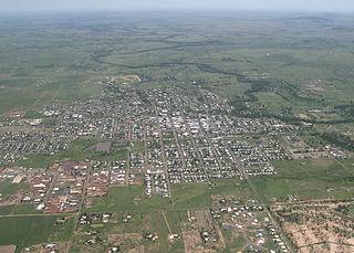 Roma, Queensland Town in Queensland, Australia