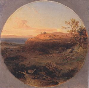 Rottmann - Landschaft auf der Insel Aegina - 1845.jpeg