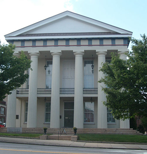 National register of historic places listings in rowan for Historical buildings in north carolina