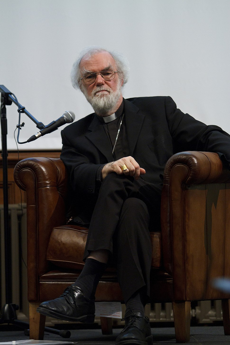 Rowan Williams 2012
