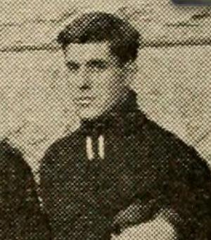 Roy K. Thomas - Thomas pictured at Fairmount c. 1911
