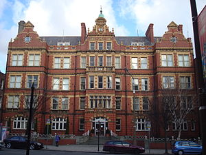 Royal City of Dublin Hospital - Royal City of Dublin Hospital, Baggot Street
