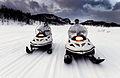 Royal Marines Driving Ski-Doos on Exercise in Norway MOD 45156546.jpg