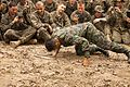 Royal Thai, US Marines conduct jungle survival training (Image 1 of 7) (8491592647).jpg
