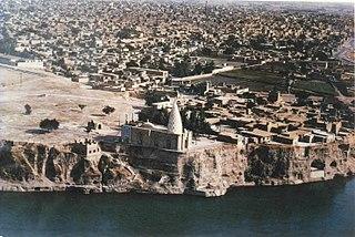 Dezful City in Khuzestan, Iran