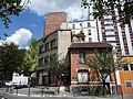 Rue Pelleport & Rue Jules-Dumien, Paris 29 July 2015 - panoramio.jpg