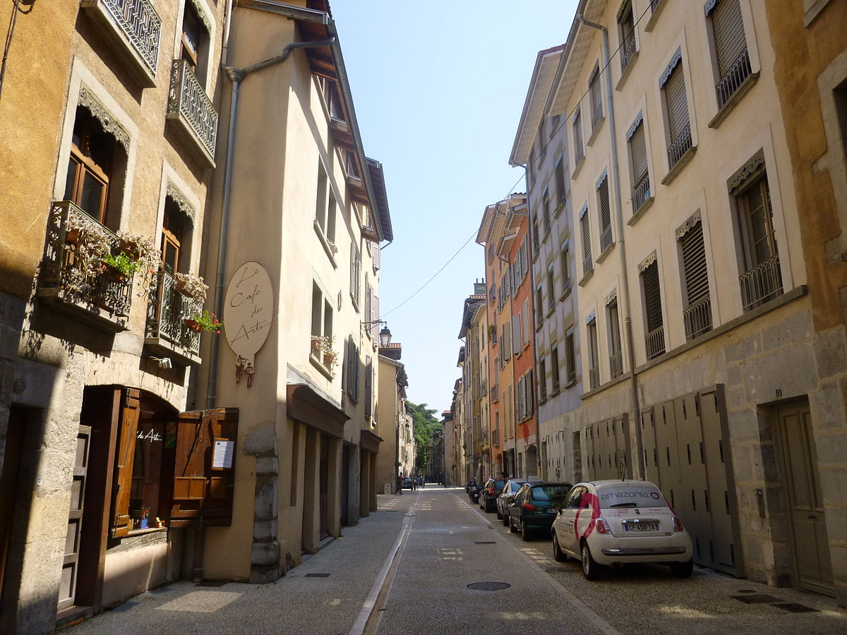 Restaurant Rue Saint Laurent Grenoble