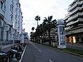Rue des Serbes à Cannes côté Majestic.jpg
