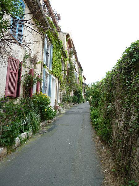 Rue haut castellet