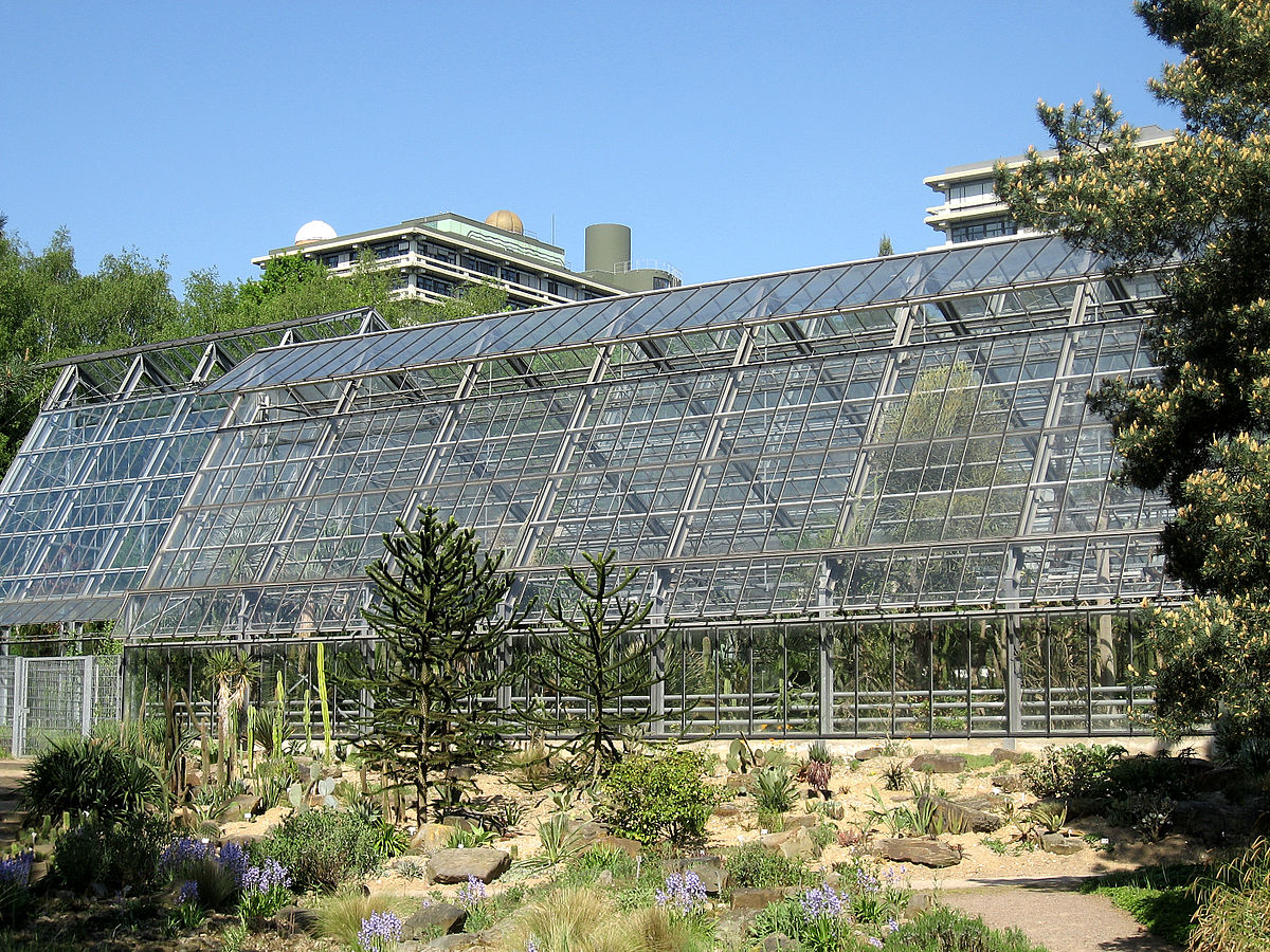 Botanical garden of ruhr university bochum wikipedia - Botanischer garten shanghai ...