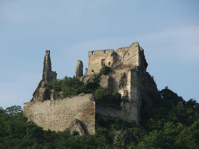 Файл:Ruine duernstein.jpg