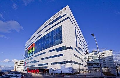 איך מגיעים באמצעות תחבורה ציבורית אל מאייר בית החולים לילדים? - מידע על המקום