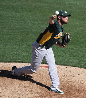 Ryan Cook (baseball) American baseball player