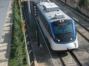İzmir Metro - İZBAN