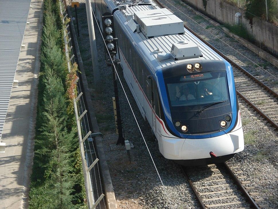 S-Bahn Izmir (IZBAN) Baureihe E22000 (CAF)