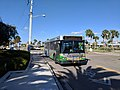 SCAT bus 1419 servicing route 23 near Venice Beach, front.jpg