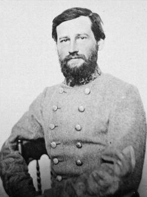 Stephen D. Lee - Stephen Dill Lee in 1862