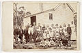 SLNSW 822088 2 Thornford Public School 1893 Miles Franklin 5th from left small girl in white frock age 11 Teacher Miss Gillespie.jpg