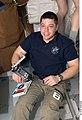 STS-130 Robert Behnken works with Fluid Processing Apparatus.jpg