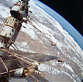 STS-76 Mir Space Station survey - Base Block, Kvant and Kvant-2.jpg