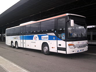 Compagnie des Transports Strasbourgeois - CTBR coach