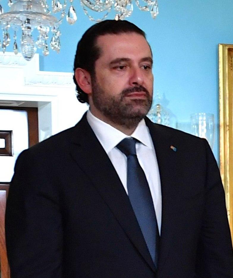 Saad Hariri in Washington - 2017 - (35376275923)