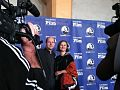 Sabine Hiebler und Gerhard Ertl Santa Barbara Film Festival Award.JPG