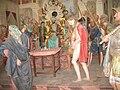 Sacro Monte di Varallo-CappellaXXXIV-Pilato si lava le mani.JPG