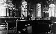 Sadhora Synagogue Interior