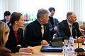 Saeimas deputāti tiekas ar Igaunijas aizsardzības ministru (6770222063).jpg