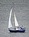 Sailing yacht 'Cariona' off Broadstairs, Kent, England 1.jpg
